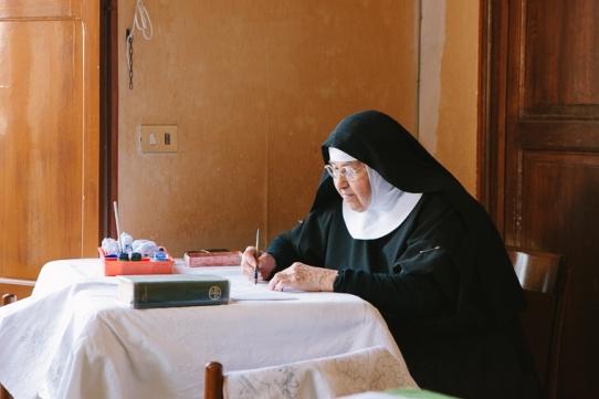 Spiritualità Benedettina, Monastero Benedettine, Boville Ernica, Clausura