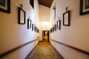 Chiesa San Pietro Ispano, Boville Ernica, Clausura, Frosinone, Vespri, vita contemplativa