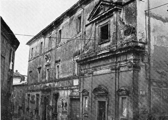 Palazzo Simoncelli, Boville Ernica