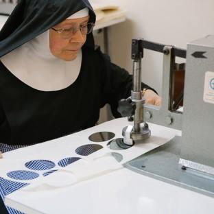 Laboratorio Ostie, Monastero Benedettine Boville Ernica, clausura